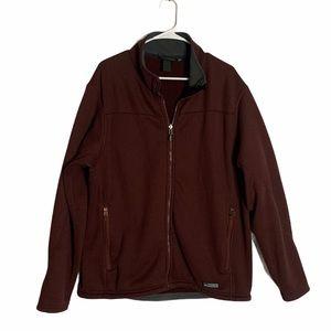REI men's full zip jacket warm size XL